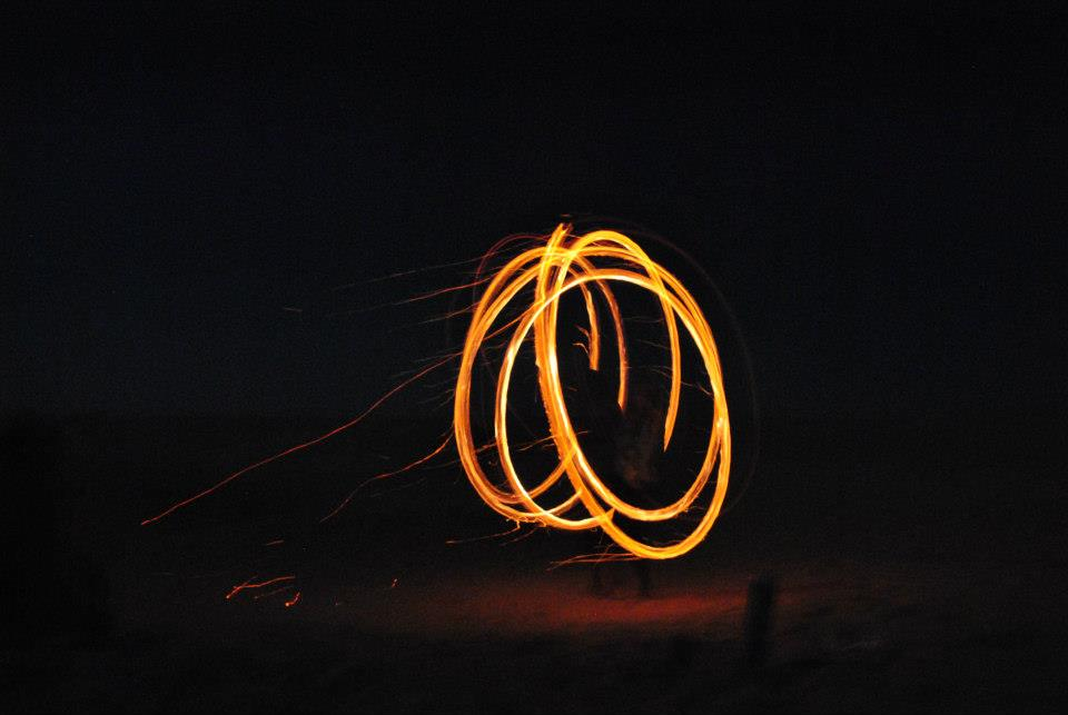 build fire poi