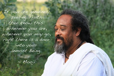 Sri Mooji, satsang, meetings in truth
